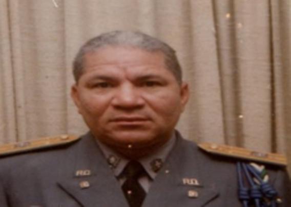 General de Brigada (r) SANTANA REYES GON