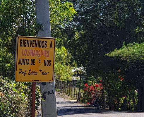 ENTRADA ESTE DE LOS HARQUIES