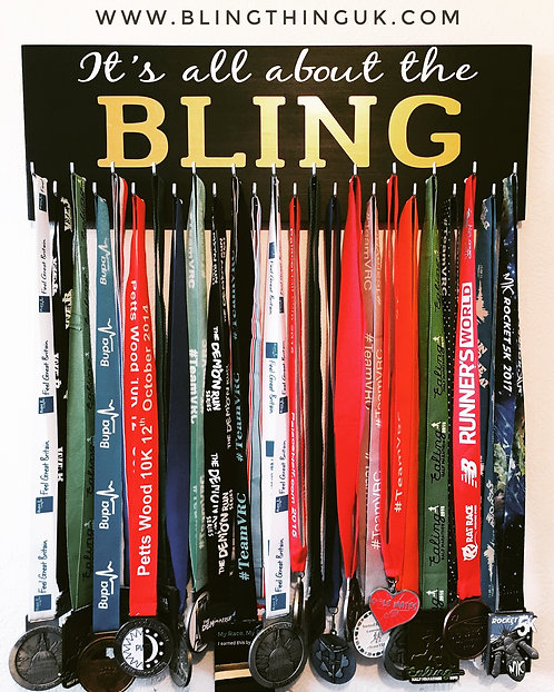 It's all about the BLING Large 25 Hooks