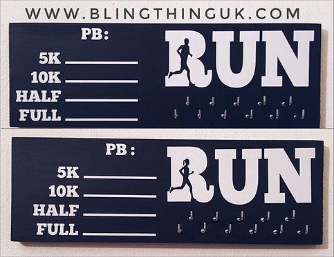 RUN PB Hanger with 11 hooks