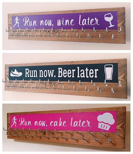 """Run Now ..."" 25 hook colour splash series"