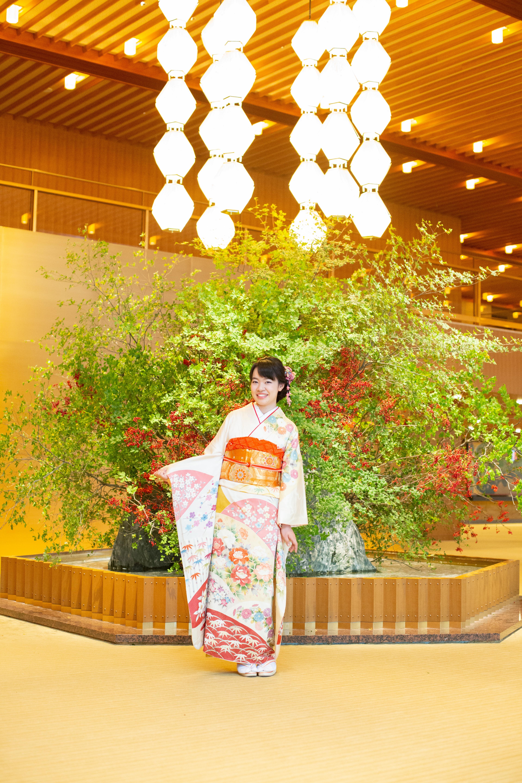 The Okura Tokyo写真室