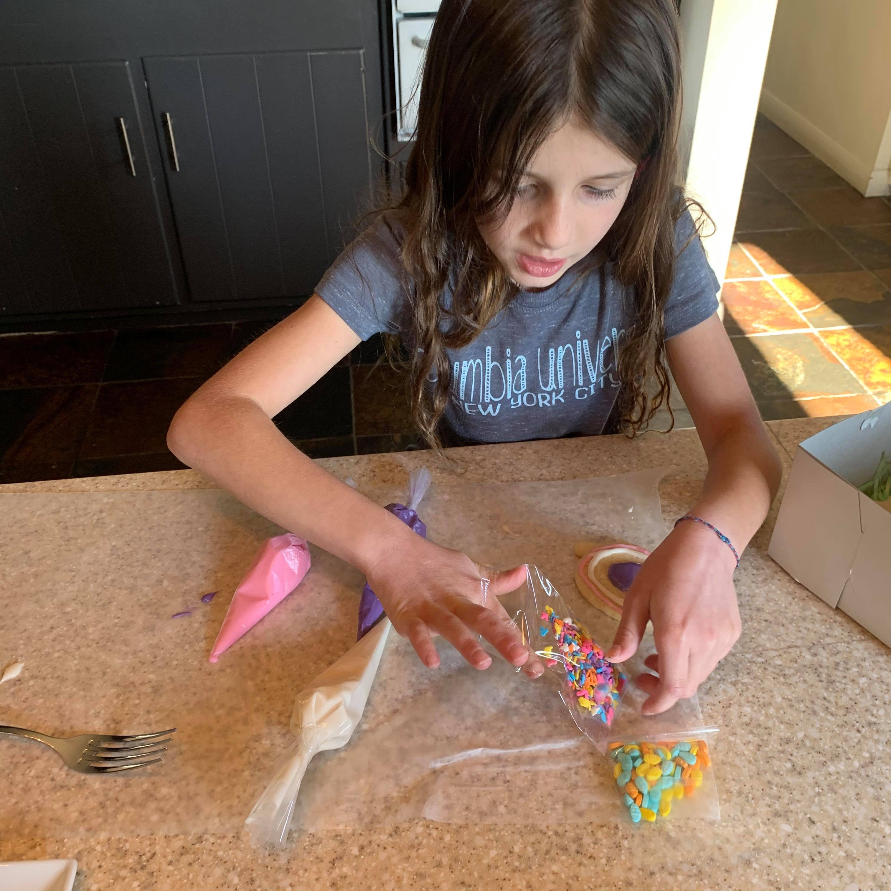 Decorating Cookies Party