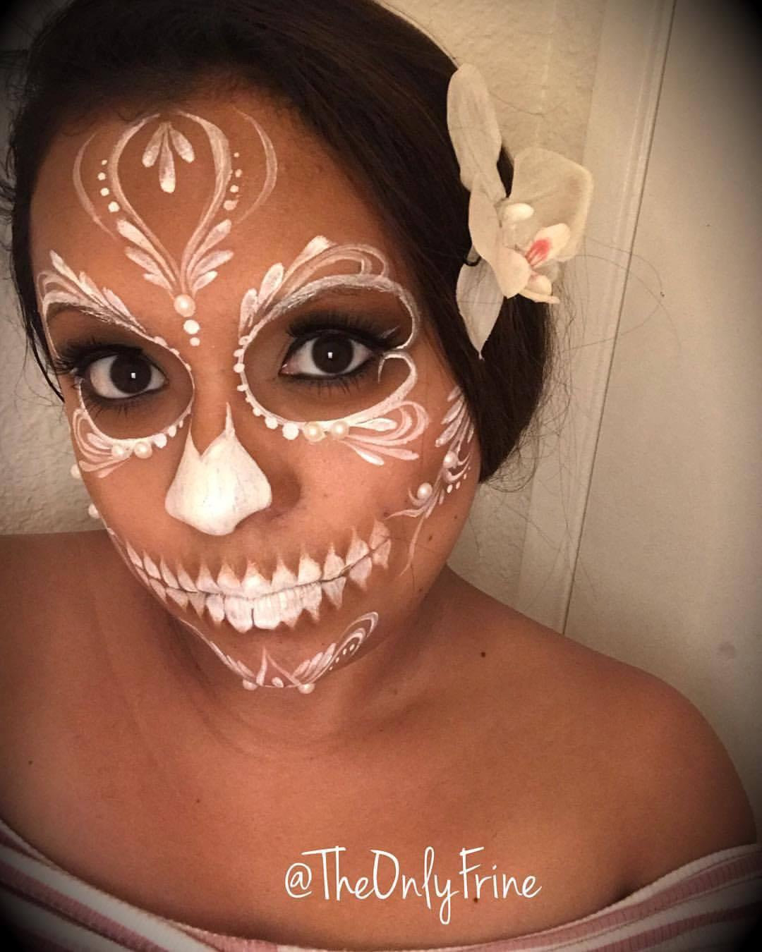Sugar skull by Appointment
