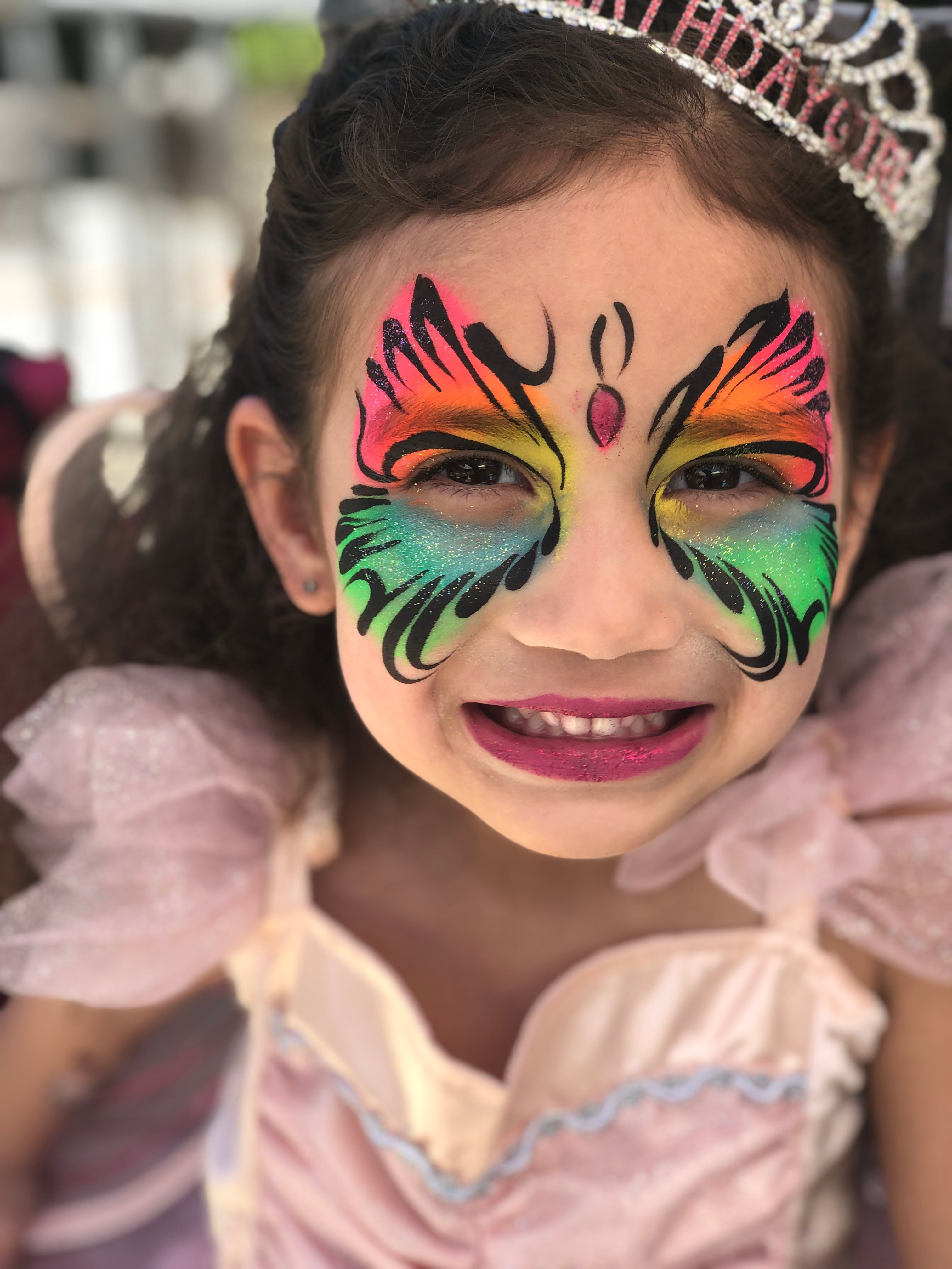 Face Painting Package