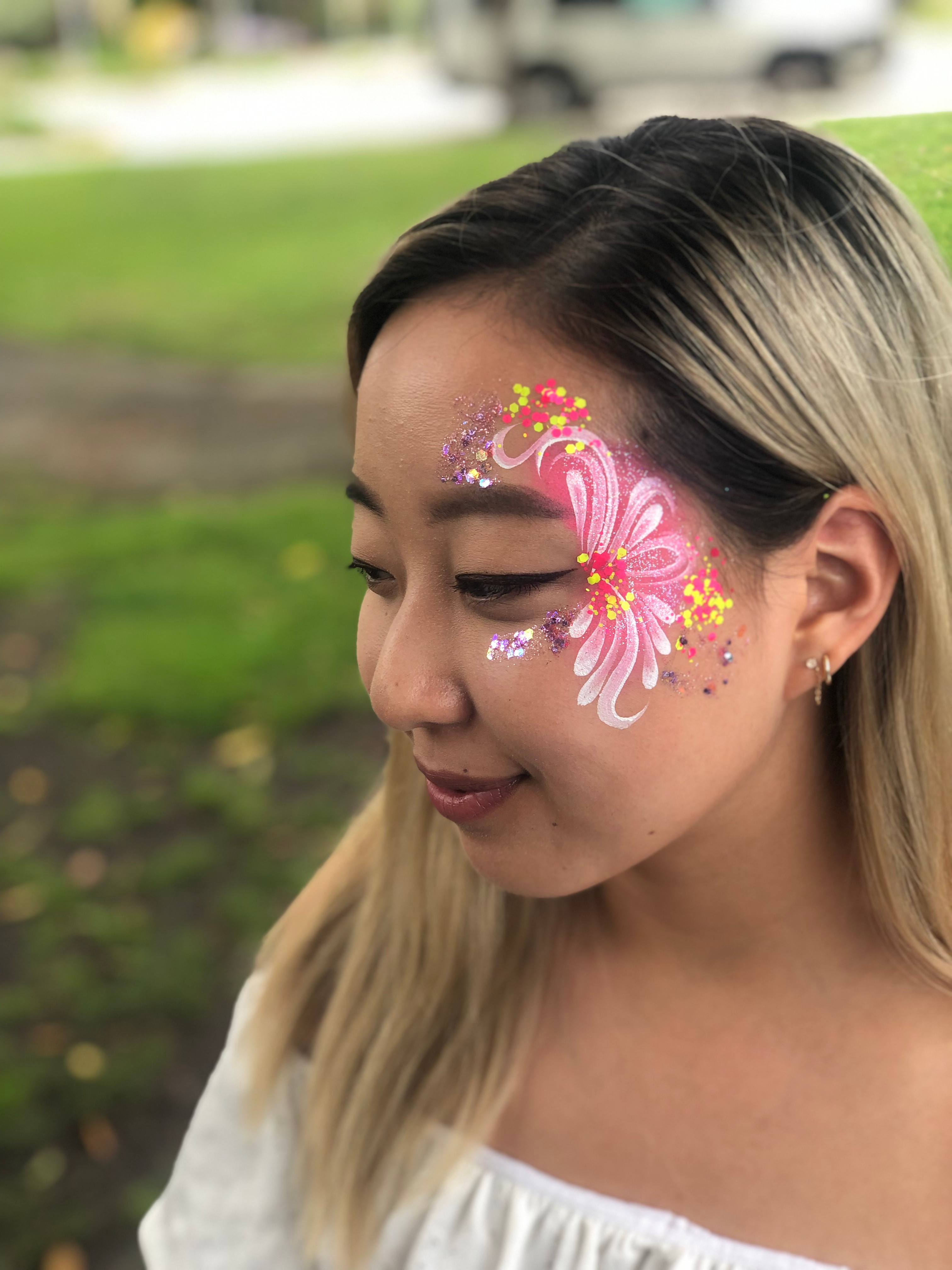 Wedding Glitter Art Package