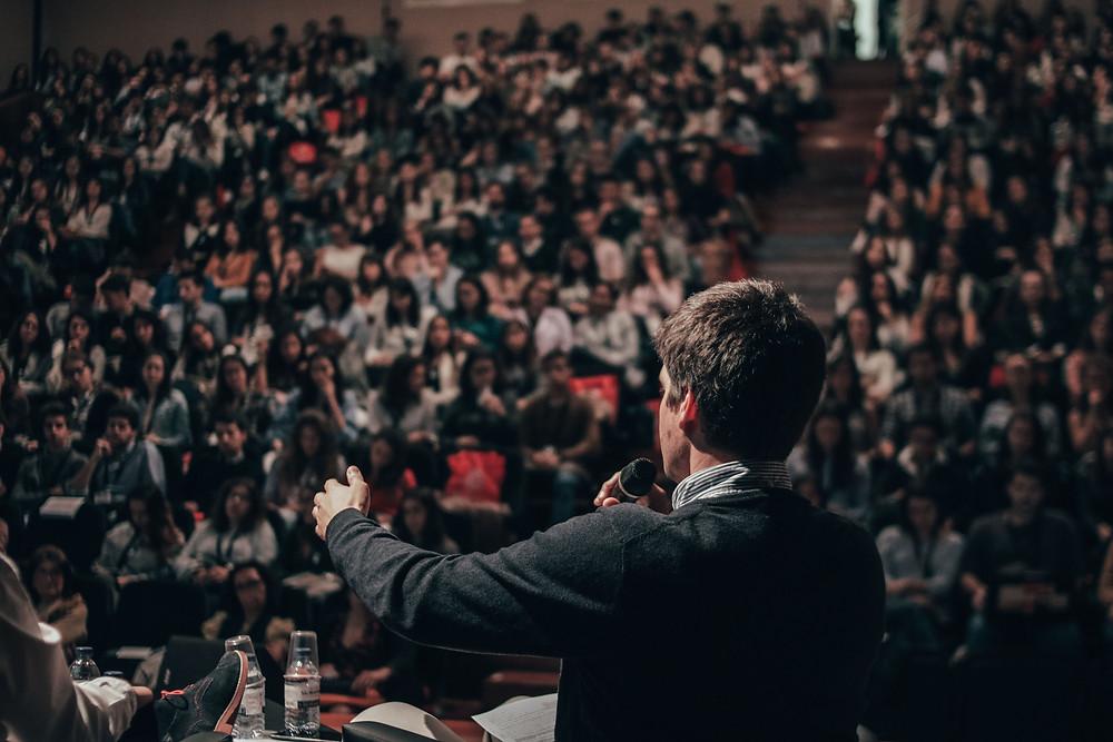 Javni nastup pred publikom