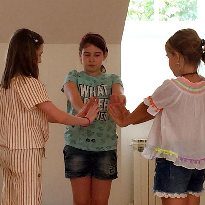 Glumački kamp za djecu 9 - 12 godina