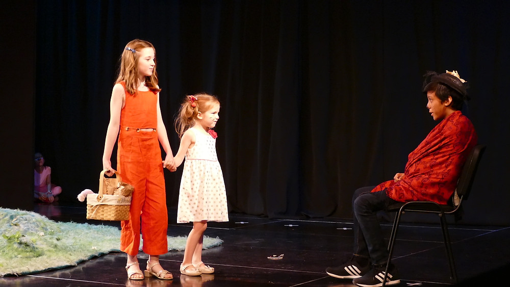Kids Take the Stage end of year production 2019, MyStage studio