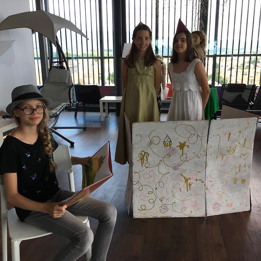 Glumački kamp za djecu 9 - 14 godina