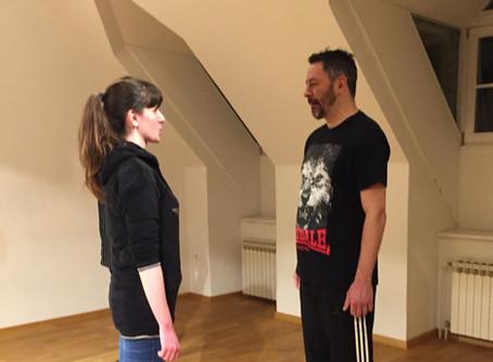Koncentracija - glumačke vježbe #6
