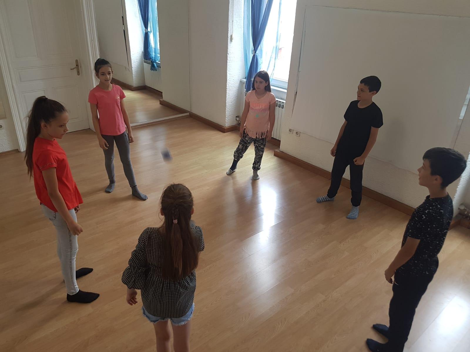 Dječja grupa 9-12 godina na engleskom, 2018