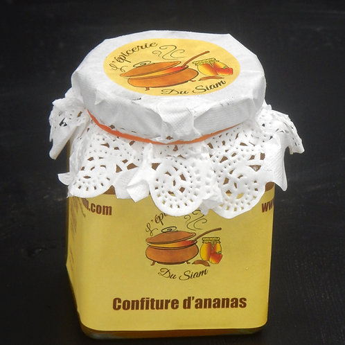 Confiture d'ananas 240 g