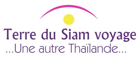 Logo de terre du siam, une autre Thailande