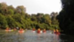 Canoe-Kayak en Isaa