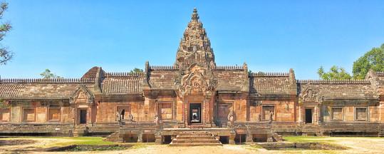 Temple Khmer en Isan