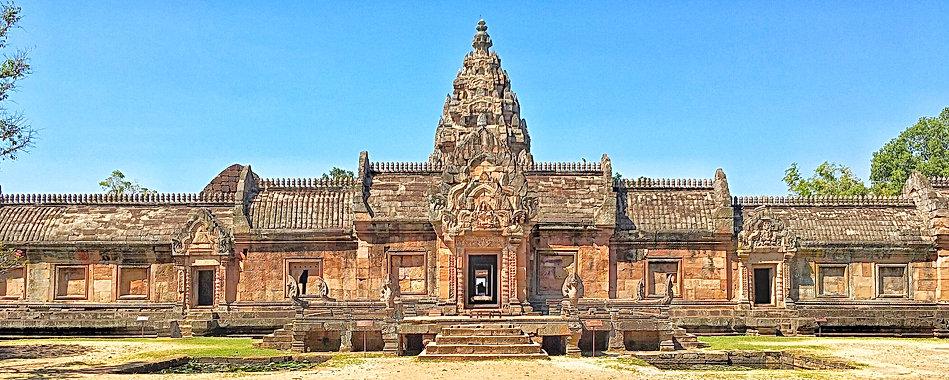 Vestiges khmers en Isaan