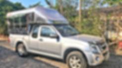 Pick-up de Terre du Siam voyage pour nos excursions en Isaan