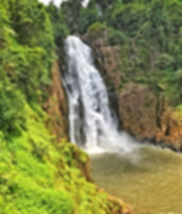 cacade khao-Yai Isaan