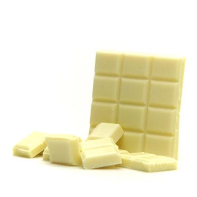 Tablette de chocolat blanc 90 g environ