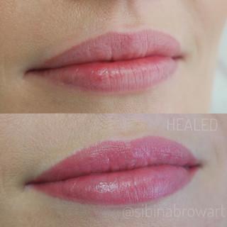Sibina Brow Art | Lips