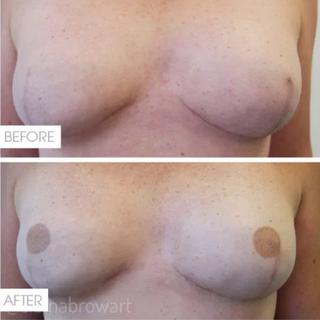 Sibina Brow Art | Nipples