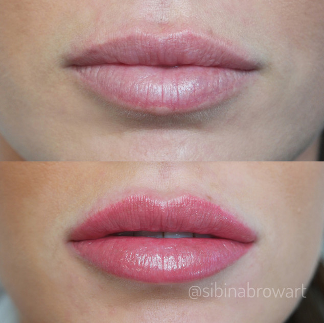Sibina Brow Art | Lips