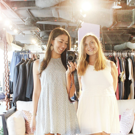 SUSTAINABLE FASHION - CLOTHES SWAPPING IN SINGAPORE