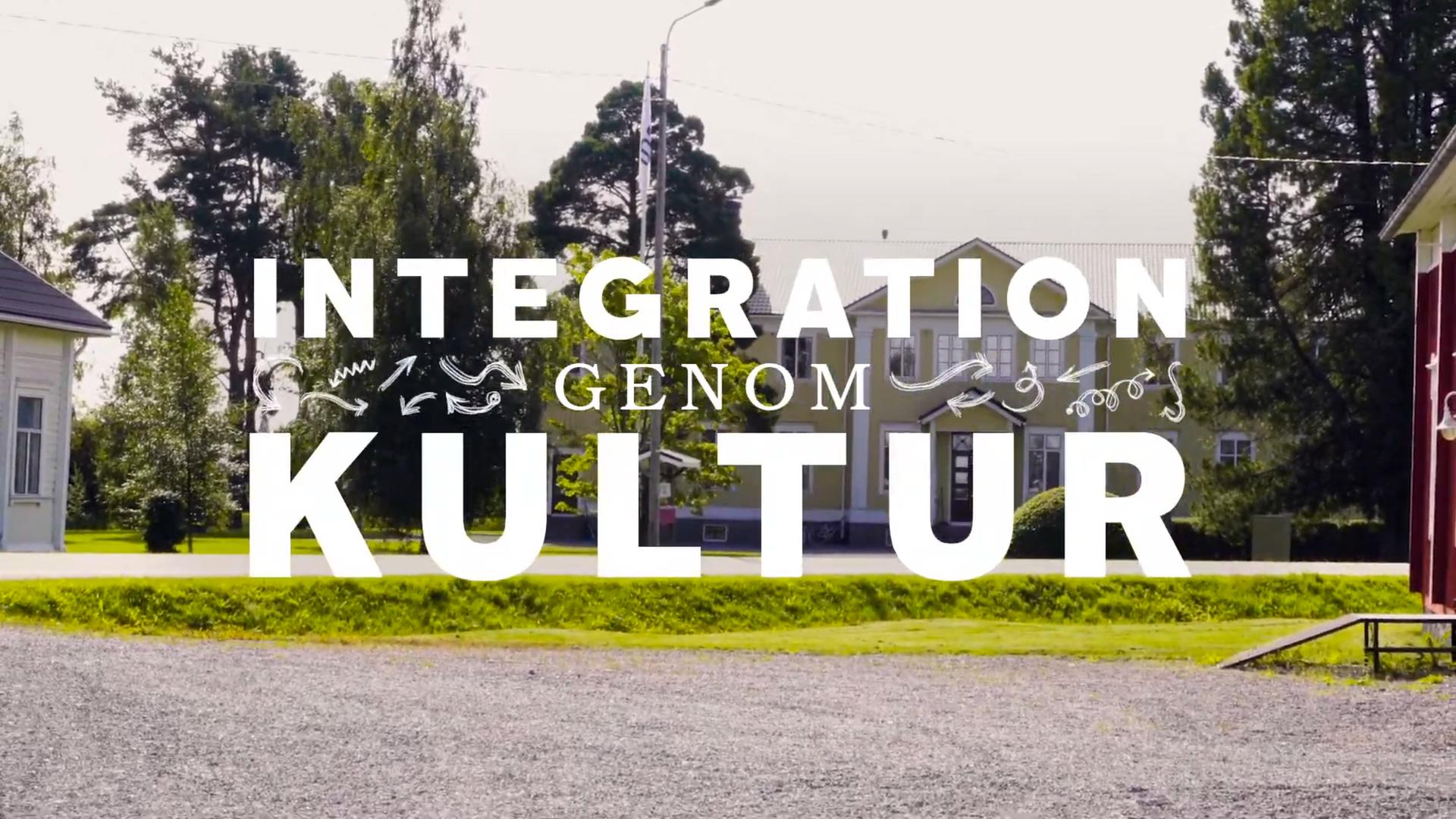 Integration Genom Kultur - Kulturmöte Genom Folkmusik