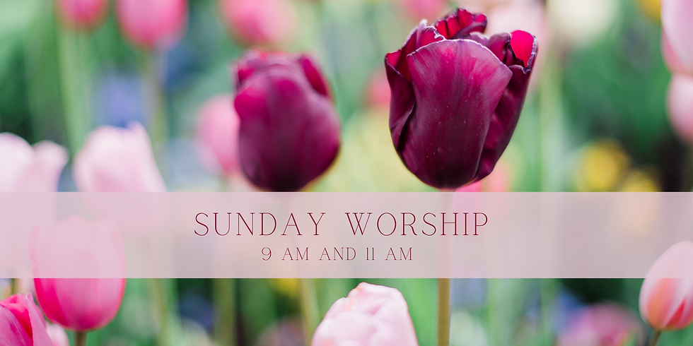 Worship April 18th