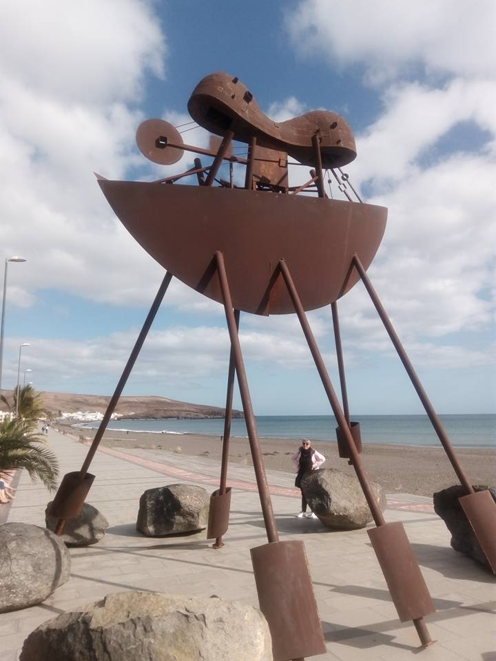 Canary Islands, metan - corten and    gr