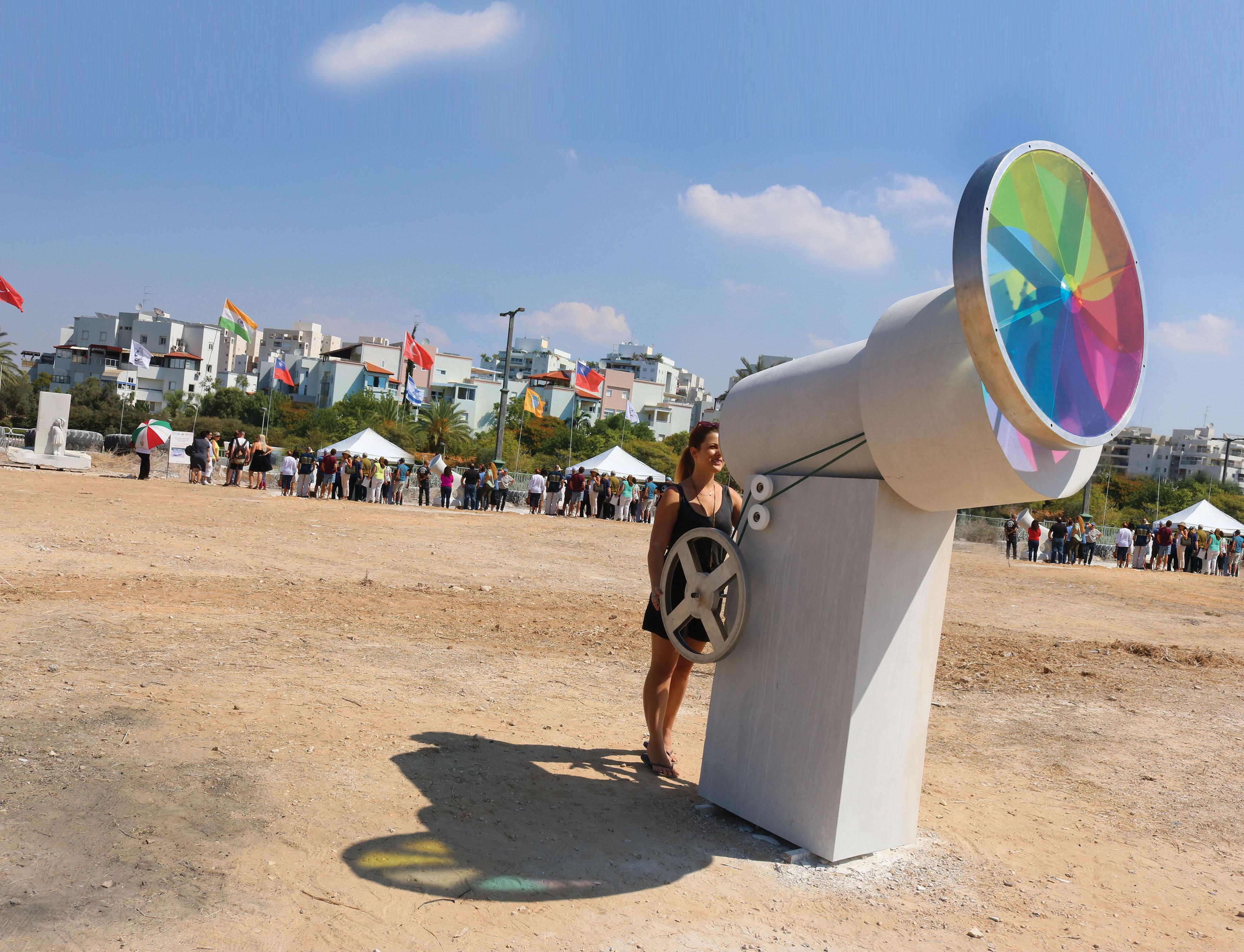 """פסטיבל בינלאומי ראשל""""צ 2018"""