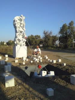 Memorial of Srebrenica Genocide,  white