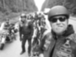 Iron Freedom Motorcycle Ridng Club Harley Members Guys