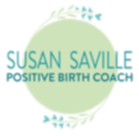 Logo_Susan Saville Positive Birth Coach_