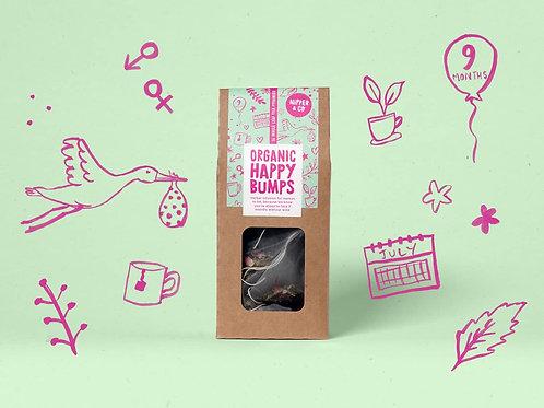 Organic Happy bumps herbal tea