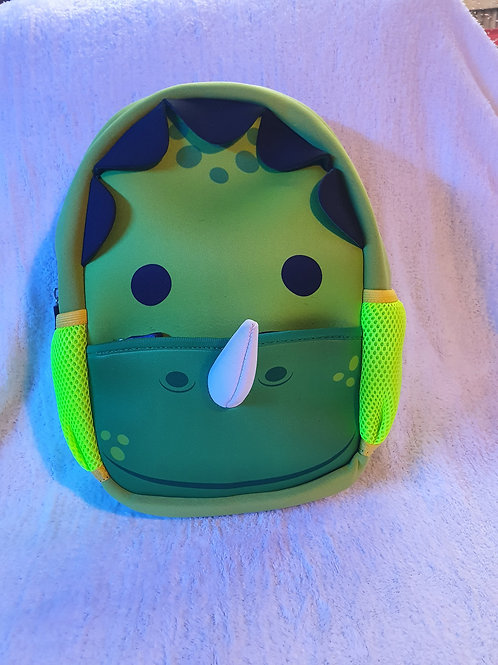 3D Dino back pack