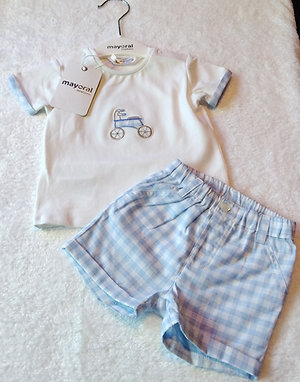Mayoral short set