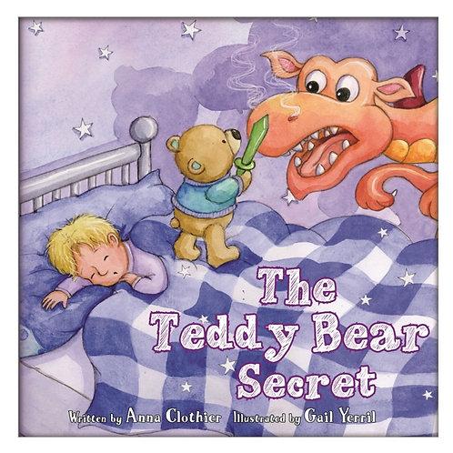 The Teddy Bear Secret book
