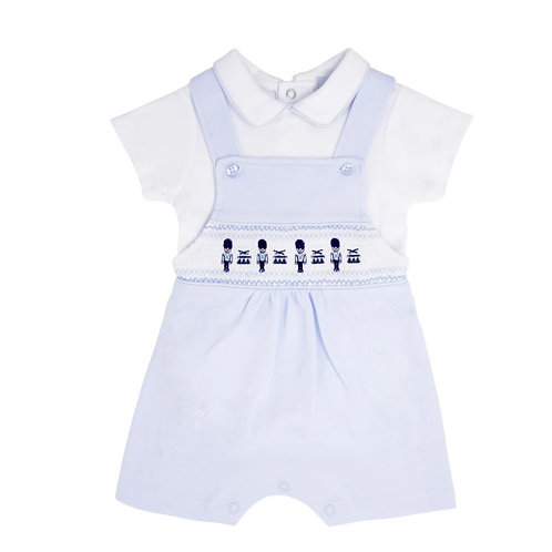Bluesbaby toy soldier dungaree