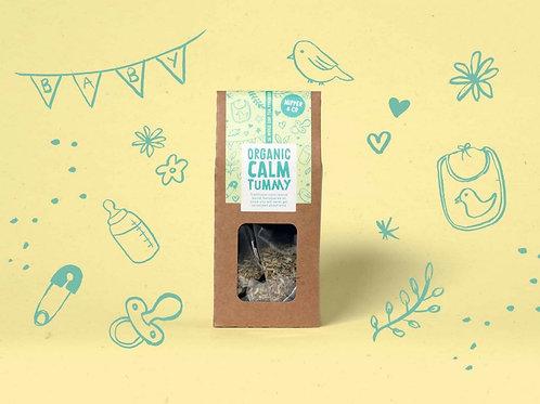Organic calm tummy tea