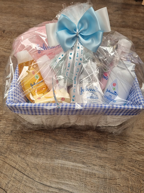 MADE TO ORDER toiletries hamper