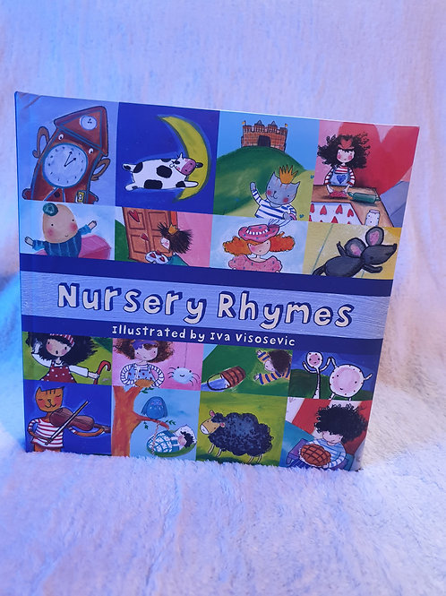 Stunning Nursery rhyme book