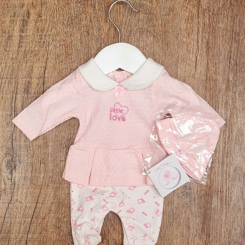 Preemie 2 piece outfit