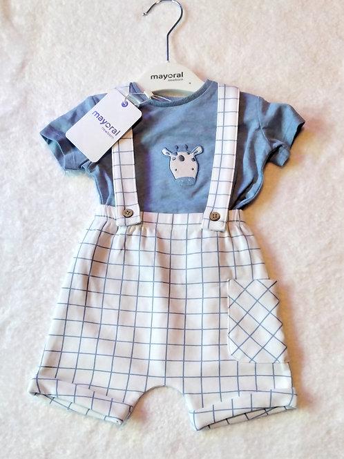 Mayoral shorts set