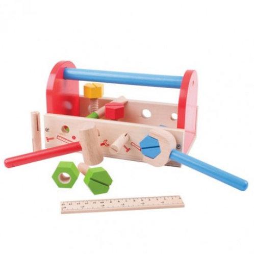 My 1st tool box