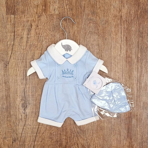 Baby Prince preemie outfit