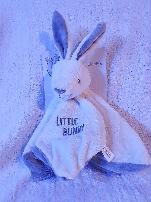 Super soft bunny blankie