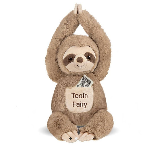 Lil Sammy tooth fairy sloth