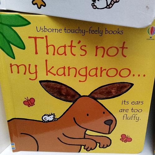 That's not my Kangaroo book